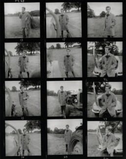 Patrick Lichfield, by Francis Goodman - NPG x195309