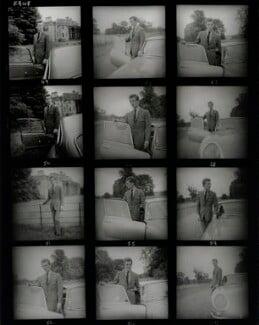 Patrick Lichfield, by Francis Goodman - NPG x195312