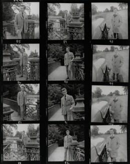 Patrick Lichfield, by Francis Goodman - NPG x195315