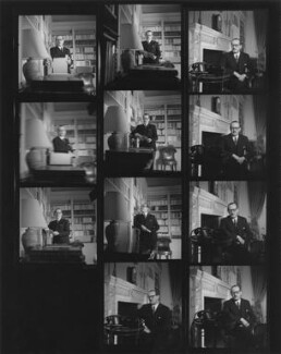 René Massigli, by Francis Goodman - NPG x195327