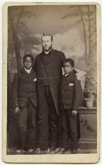 Kinkasa; William Hughes; Nkanza Ross, by Lettsome & Sons - NPG x137502