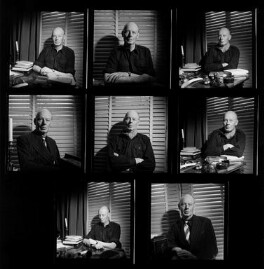 Derek Coventry Patmore, by Francis Goodman - NPG x195356