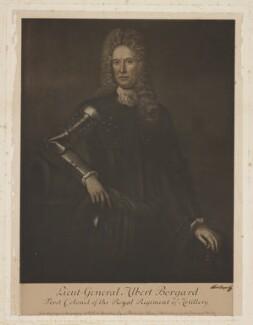 Albert Borgard, by Sir Emery Walker, after  Unknown artist - NPG D42732