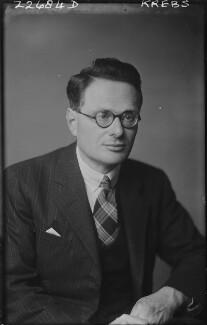Sir Hans Adolf Krebs, by Walter Stoneman - NPG x188729