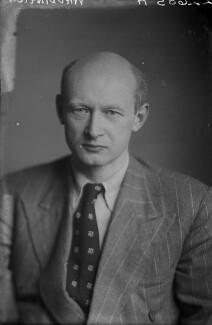 Conrad Hal Waddington, by Walter Stoneman - NPG x188730