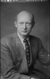 Conrad Hal Waddington, by Walter Stoneman - NPG x188731
