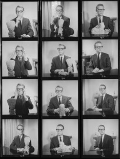 (John) Barry Sainsbury, by Francis Goodman - NPG x195388