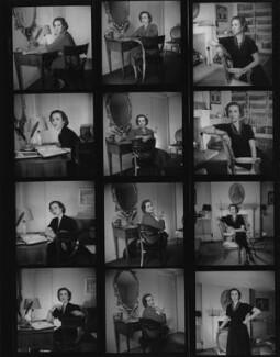 Gaby Schreiber, by Francis Goodman - NPG x195391