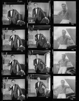 John Tennant Davenport Siddeley, 3rd Baron Kenilworth, by Francis Goodman - NPG x195398