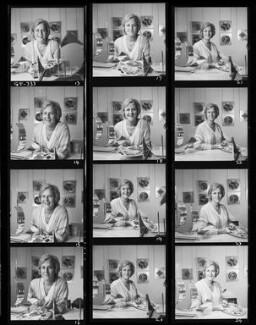 Anne Tanner, by Francis Goodman, 1976 - NPG x195408 - © National Portrait Gallery, London
