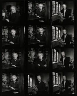 Susan Charlotte (née Grosvenor), Baroness Tweedsmuir, by Francis Goodman - NPG x195419