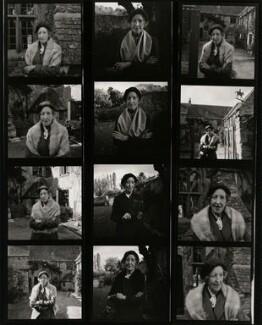 Susan Charlotte (née Grosvenor), Baroness Tweedsmuir, by Francis Goodman - NPG x195422