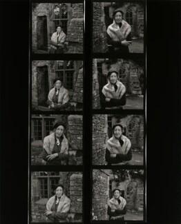 Susan Charlotte (née Grosvenor), Baroness Tweedsmuir, by Francis Goodman - NPG x195423