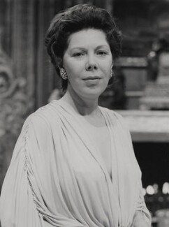 Janet Baker, by Unknown photographer - NPG x184161