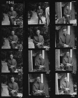 Leo Abse, by Francis Goodman, July 1965 - NPG x195484 - © National Portrait Gallery, London