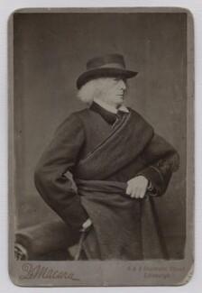 John Stuart Blackie, by Duncan Macara - NPG x137557