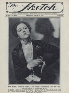Molly Kerr, by Maurice Beck and Helen Macgregor - NPG x137566