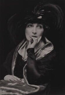 Hazel Lavery, by E.O. Hoppé - NPG x137571