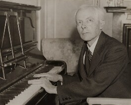Bela Viktor Janos Bartok, by Wide World Photos - NPG x184180