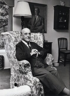 Walter Owen Bentley, by Edward Wing, for  Camera Press: London: UK - NPG x184212