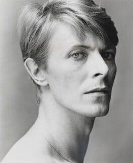 David Bowie, by Lord Snowdon - NPG P1855