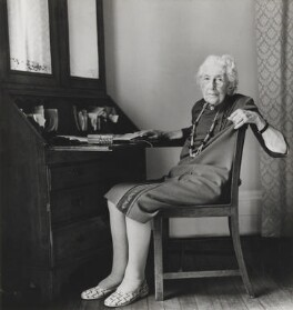 Agatha Christie, by Lord Snowdon - NPG P1860