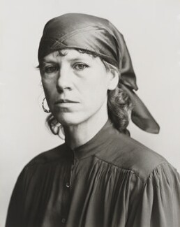 Nell Dunn, by Lord Snowdon - NPG P1871