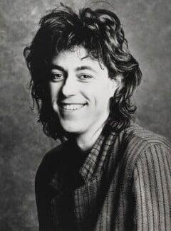 Bob Geldof, by Lord Snowdon - NPG P1874