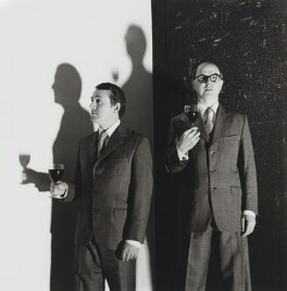 Gilbert & George, by Lord Snowdon - NPG P1876