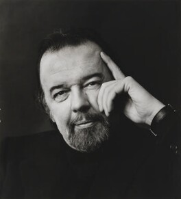Sir Peter Hall, by Lord Snowdon - NPG P1881