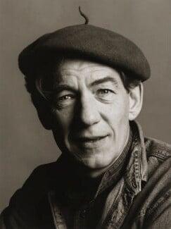 Ian McKellen, by Lord Snowdon - NPG P1898