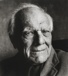 Malcolm Muggeridge, by Lord Snowdon - NPG P1902
