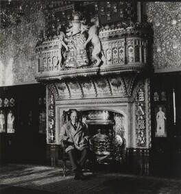 Miles Francis Stapleton Fitzalan-Howard, 17th Duke of Norfolk, by Lord Snowdon - NPG P1904