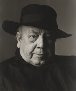 J.B. Priestley, by Lord Snowdon - NPG P1907