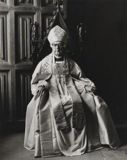 Robert Alexander Kennedy Runcie, Baron Runcie, by Lord Snowdon - NPG P1913