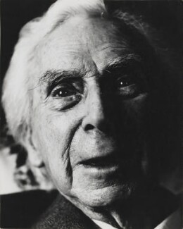 Bertrand Russell, by Lord Snowdon - NPG P1914