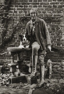 Vita Sackville-West, by Lord Snowdon - NPG P1917
