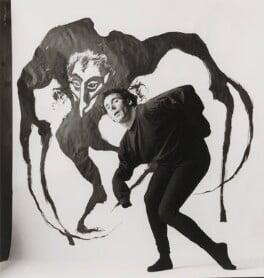 Antony Sher, by Lord Snowdon - NPG P1919