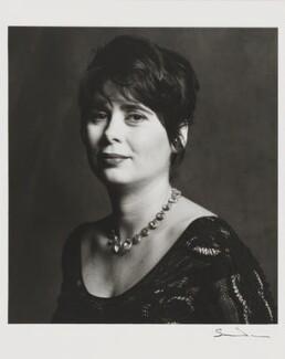 Alexandra Shulman, by Lord Snowdon - NPG P1921