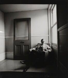 Alan Sillitoe, by Lord Snowdon - NPG P1922