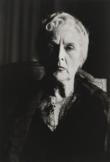 Sybil Thorndike, by Lord Snowdon - NPG P1930