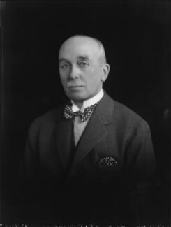 Herbert Leslie Melville Tritton, by Lafayette (Lafayette Ltd), 13 February 1928 - NPG x49565 - © National Portrait Gallery, London