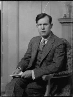 Lester Bowles Pearson, by Lafayette - NPG x184696