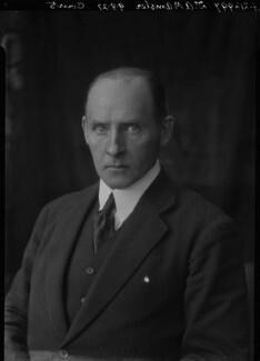 Albert Maurice Amsler, by Lafayette (Lafayette Ltd), 9 August 1927 - NPG x184703 - © National Portrait Gallery, London