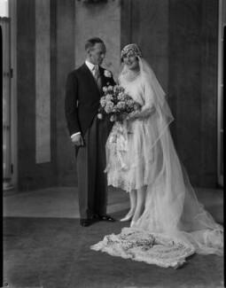 Dermot Robert Patrick Tyson; Audrey Margaret Tyson (née Morse), by Lafayette - NPG x184730