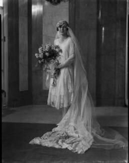Audrey Margaret Tyson (née Morse), by Lafayette - NPG x184731