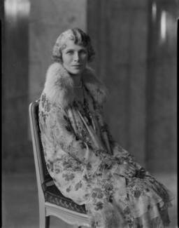 Audrey Margaret Tyson (née Morse), by Lafayette - NPG x184732