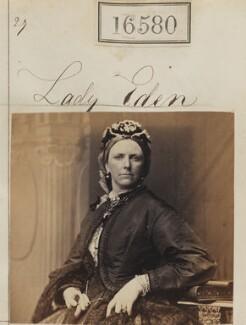 Elfrida Susanna Harriet (née Iremonger), Lady Eden, by Camille Silvy - NPG Ax64487