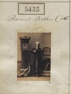 Arthur Perceval Purey-Cust, by Camille Silvy - NPG Ax55395