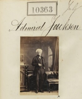 George Vernon Jackson, by Camille Silvy - NPG Ax60077